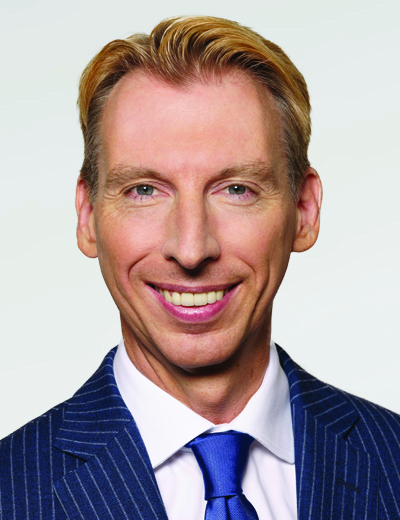 Andreas Stoecklin is a managing director at Duff & Phelps.